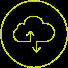 Lithium Networks IT Services Icon Cloud Services