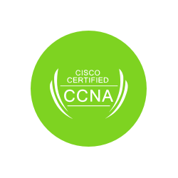 Lithium Networks Client Credentials Icon CCNA